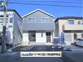 クレイドルガーデン名古屋市中川区柳川町 全1棟 新築一戸建て