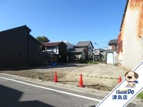 津島市宝町 建築条件なし土地