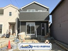 リーブルガーデン名古屋市中川区江松3丁目 全2棟 2号棟 新築一戸建て