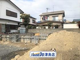 ○リーブルガーデン津島市鹿伏兎町 全1棟 新築一戸建て