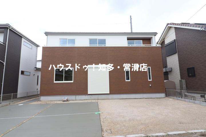 東海市養父町 全4区画 4号棟  名鉄常滑線 尾張横須賀駅 徒歩4分の好立地♪♪   ※2020/10/20に撮影しました!  随時、更新していきますのでお楽しみに♪