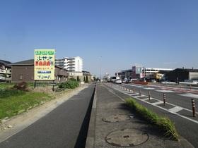 名古屋市中川区江松2丁目 建築条件なし売土地