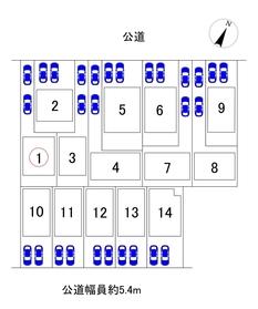 グラファーレ名古屋市港区稲永4期 全14棟 1号棟 新築一戸建て