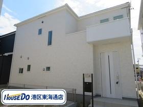 グラファーレ名古屋市港区稲永4期 全14棟 4号棟 新築一戸建て