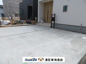 グラファーレ名古屋市港区稲永4期 全14棟 5号棟 新築一戸建て