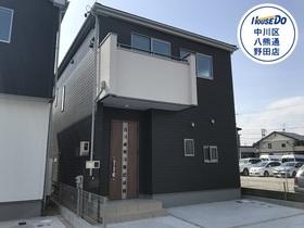 グラファーレ名古屋市中川区伏屋3期 全3棟 1号棟 新築一戸建て