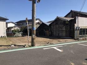 ●津島市兼平町1丁目 建築条件なし土地