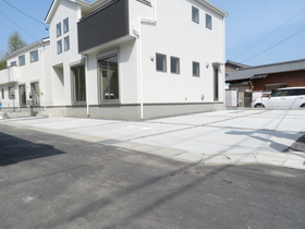 リーブルガーデン愛西市内佐屋町 全5棟 1号棟 新築一戸建て