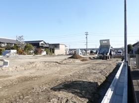 ●大治町西條七反田 全13区画 C号地 建築条件なし土地