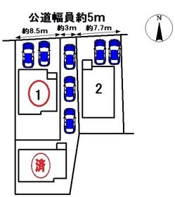 リナージュ稲沢市梅須賀町19-1期 全3棟 1号棟 新築一戸建て