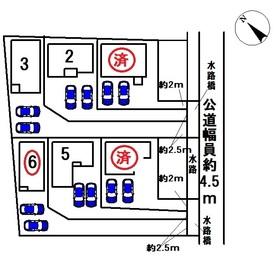 リナージュ稲沢市井堀川東町18-1期 全6棟 6号棟 新築一戸建て