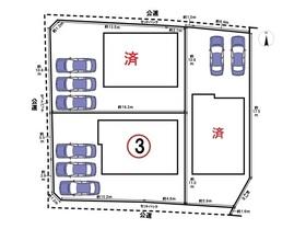 ○あま市七宝町伊福四之割第2 全3棟 3号棟 新築一戸建て