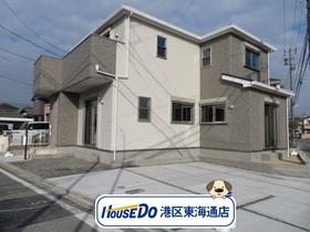 ファーストタウン 名古屋市港区東蟹田第3  全1棟 新築一戸建て