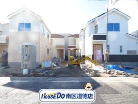 ハートフルタウン 名古屋市南区北内町 全4棟 D号棟 新築一戸建て