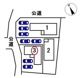 リナージュ稲沢市竹腰東町20-1期 全3棟 3号棟 新築一戸建て