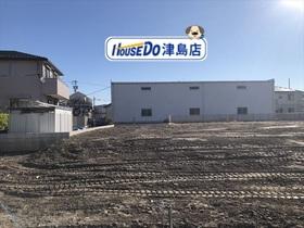 津島市中一色町市場 全3区画 A号地 建築条件なし土地