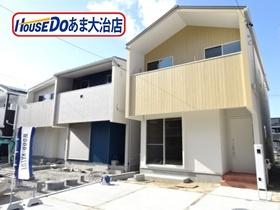 大治町鎌須賀川畔パート6 全5棟 C棟 新築一戸建て