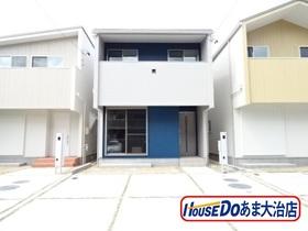 大治町鎌須賀川畔パート6 全5棟 D棟 新築一戸建て