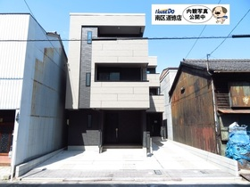 ○メルディア 名古屋市南区六条町3丁目 全2棟 A号棟 新築一戸建て