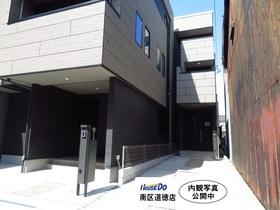 ○メルディア 名古屋市南区六条町3丁目 全2棟 B号棟 新築一戸建て