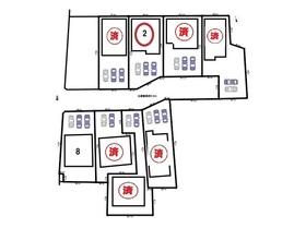 リーブルガーデン愛西市西川端町一本松 全8棟 2号棟 新築一戸建て