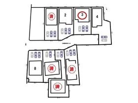 リーブルガーデン愛西市西川端町一本松 全8棟 3号棟 新築一戸建て