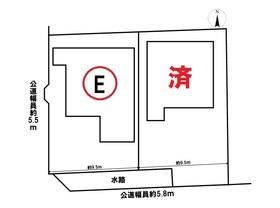 ○大治町西條殿池 全2棟 E棟 新築一戸建て