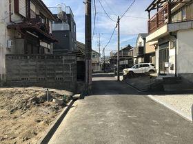 ファーストタウン第1名古屋市中川区下之一色町字宮分 全3棟 1号棟 新築一戸建て