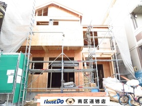 ハートフルタウン 名古屋市南区要町5期 全1棟 新築一戸建て