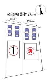 グラファーレ 名古屋市港区大西2期 全2棟 1号棟 新築一戸建て