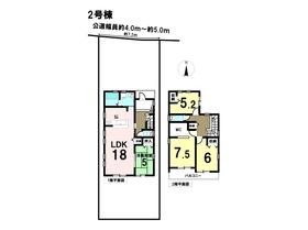 リーブルガーデン弥富市平島東3丁目 全6棟 2号棟 新築一戸建て