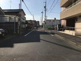 名古屋市中川区中島新町3丁目 建築条件なし土地