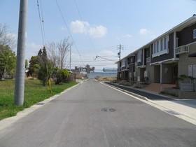 グラファーレ名古屋市港区大西4期 全2棟  2号棟 新築一戸建て