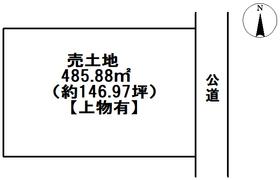 ●津島市唐臼町茨塚 建築条件なし土地