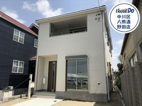 クレイドルガーデン中川区江松第7 全1棟 新築一戸建て