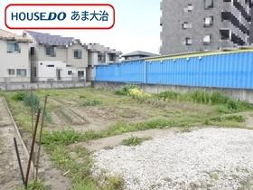 大治町西條尼ケ須賀 建築条件なし土地