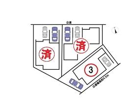 ファーストタウン名古屋市第1中川区五女子町 全3棟 3号棟 新築一戸建て
