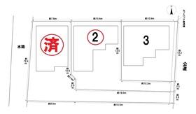 リーブルガーデン名古屋市中川区富田町千音寺第二 全3棟 2号棟 新築一戸建て