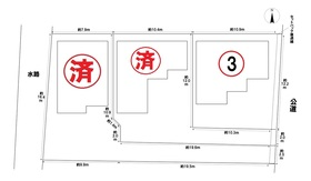 リーブルガーデン名古屋市中川区富田町千音寺第二 全3棟 3号棟 新築一戸建て