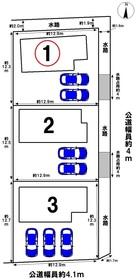 ○あま市甚目寺飛殿2期 全3棟 1号棟 新築一戸建て