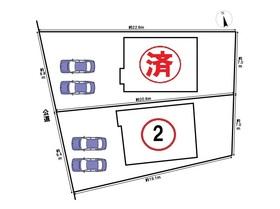 クレイドルガーデン名古屋市中川区前田西町第2 全2棟 2号棟 新築一戸建て