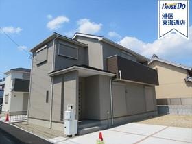 名古屋市港区船頭場2丁目20-2期 全2棟 2号棟 新築一戸建て