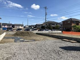 津島市中地町4丁目 全4区画 B区画 建築条件なし土地