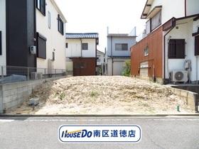 名古屋市南区上浜町 建築条件なし土地