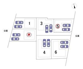 ○名古屋市港区港楽2丁目 全6棟 5号棟 新築一戸建て
