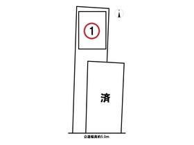稲沢市込野町郷中第2 全2棟 1号棟 新築一戸建て