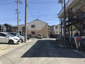 名古屋市中川区法華西町 建築条件無し土地