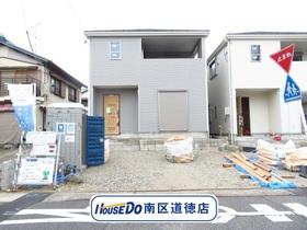 クレイドルガーデン 名古屋市南区鳴尾第2 全3棟 2号棟 新築一戸建て