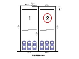 ○大治町北間島藤田第4 全2棟 2号棟 新築一戸建て