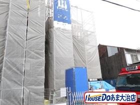 中村区名駅南5丁目 全3棟 2号棟 新築一戸建て